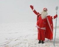 В Ханты-Мансийске открылся восьмой Всероссийский съезд Дедов Морозов и Снегурочек