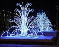 Уже 12 декабря в  Самаре зажжется новогодняя иллюминация