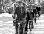 Твидовая рождественская велопрогулка
