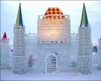 На площади Куйбышева в Самаре к 20 декабря возведут ледяной городок