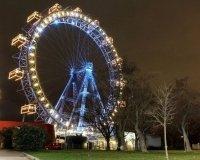 В парке Гагарина подожгут колесо обозрения