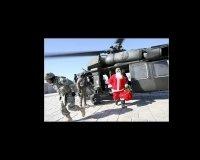 В Самаре прошла репетиция спортивно-игровой программы «Похищение Деда Мороза или Новогодний десант»