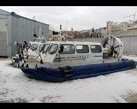 Заработала зимняя переправа из Самары в Рождествено