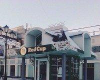 На Арбате открылась кофеенка Red Cup