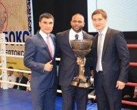 Турнир по боксу памяти заслуженного тренера Казахской ССР Галыма Жарылгапова начался.