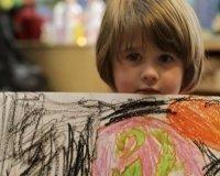 Конкурс детских рисунков «Герои среди нас» проходит в Екатеринбурге