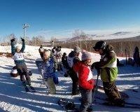 Команда «Выбирай» заняла третье место на Чемпионате СМИ по горнолыжному спорту