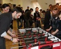 31 января в Красноярске пройдёт турнир по кикеру