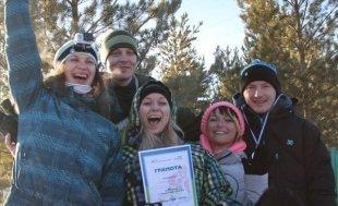 Выбирай-ТВ: Кубок СМИ по горнолыжному спорту — 2015
