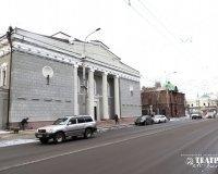 17 февраля Драматический театр им. А. С. Пушкина вернётся в родное здание