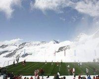На горнолыжке «Солнечная долина» 31 января будут играть в футбол