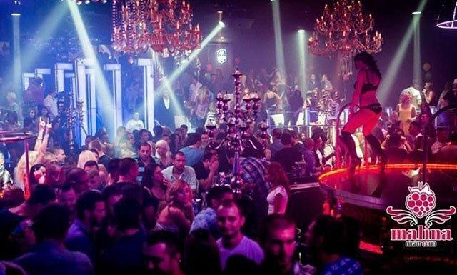 Ночной клуб спб малина бар где танцуют мужчины стриптиз