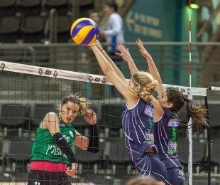 И в Хайфе есть волейбол!
