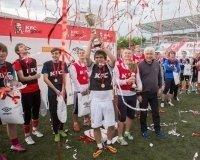 KFC проводит международный чемпионат по мини-футболу