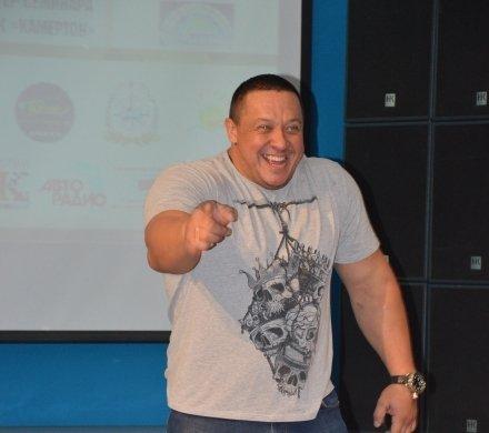 В Сургуте прошел семинар сильнейшего человека России - Михаила Кокляева