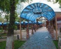 В Челябинске сгорело кафе «Ной»