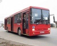 Автобус № 46 будет ездить в Казани по другому маршруту
