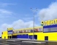Сегодня в Челябинске открывается первый супермаркет сети «Лента»