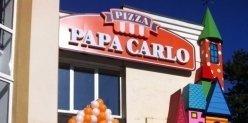 В Челябинске открылась семейная пиццерия Papa Carlo