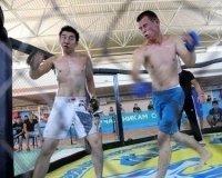 Завтра в Караганде пройдут казахские бои без правил.