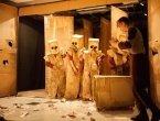 Спектакль «451 градус по Фаренгейту»