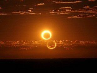Казань накроет солнечное затмение