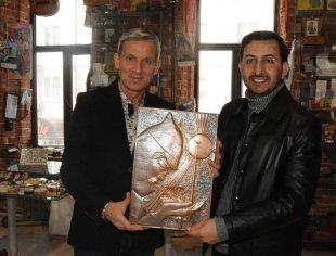 Министр Арабских Эмиратов увез из Казани экспонат музея соцбыта