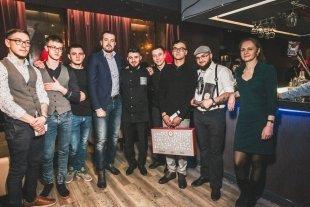 Конкурс на лучший авторский коктейль в Stilissimo bar&grill