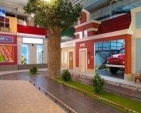 В ТРК «Фокус» откроется детский развлекательный мини-город «Чадоград»