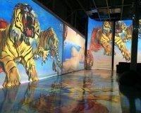 В Екатеринбурге приедет живая выставка картин Сальвадора Дали