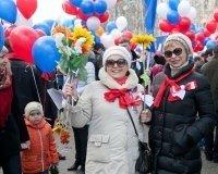 Сургутян приглашают принять участие в Первомайском шествии