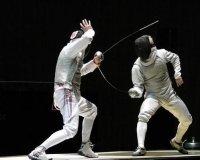 Караганда чествует победителей международных турниров по фехтованию