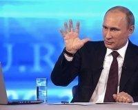 С 9 апреля начнут принимать вопросы от россиян для прямой линии с Путиным
