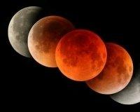 4 апреля состоится самое короткое лунное затмение