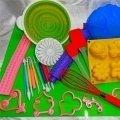 Инструменты для работы с мастикой, марципаном, глазурью