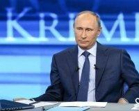 Кремль принимает вопросы для прямой линии с Владимиром Путиным