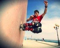 В Челябинске появилась школа роликов «Восемь колес»