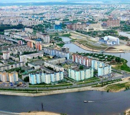 Сургут — 11-й в рейтинге самых быстро растущих городов