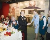 Сургутский клуб женщин - ветеранов «Фронтовые подруги» обрел дом