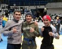 Руслан Аушев стал двукратным чемпионом мира по рукопашному бою