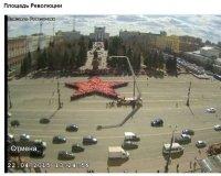 В Челябинске начали раздавать георгиевские ленточки