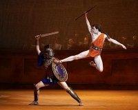 Взору горожан представят монументальный балет «Спартак»!