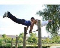 В городе открывается сезон уличных тренировок по street workout