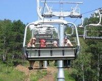 В «Солнечной долине» открылся самый большой на Урале экстрим-парк