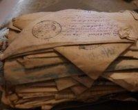 В Караганде составляется электронный архив фронтовых писем