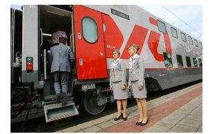С июня в Москву можно будет ездить на новом двухэтажном поезде