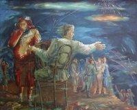 В Музее ИЗО открывается выставка, посвящённая 70-летию Победы