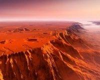 NASA назвало год отправки первого астронавта на Марс