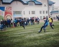 Большой праздник футбола приходит в Казань