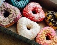 В Челябинске откроется еще одна служба доставки пончиков